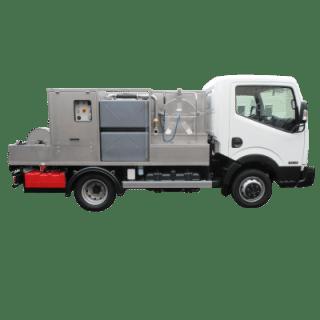 nettoyeur haute pression camion